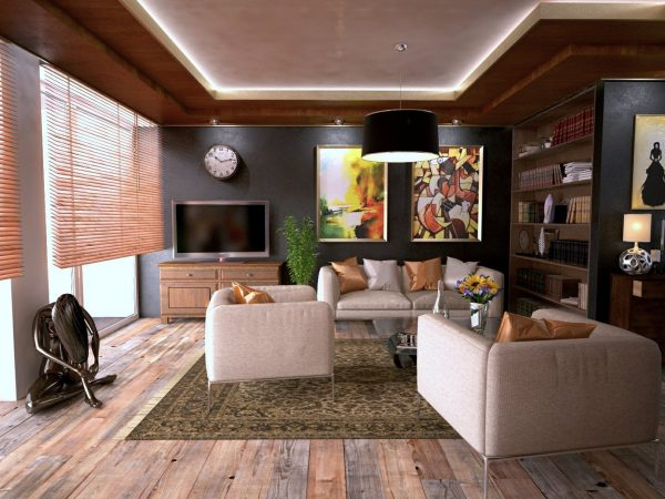 Simple Tips to Make Your Living Spaces Look Better
