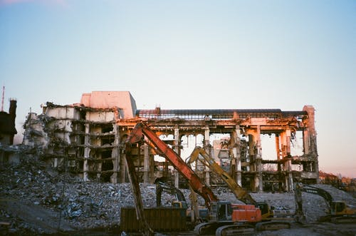 A guide to carrying out a successful demolition project
